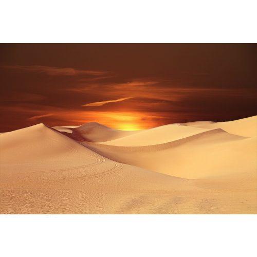 Sivatagi naplemente négyzet alakú kreatív gyémánt kirakó