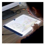 A4-es LED Rajztábla