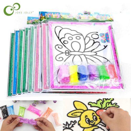 Kreatív habgyurma készlet gyerekeknek