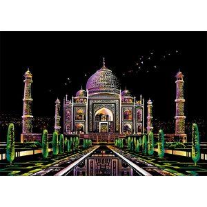 Taj Mahal Karckép