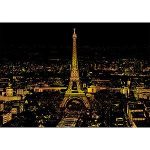 Eiffel Torony Karckép