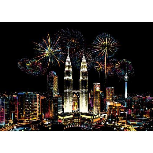 Kuala Lumpur Karckép