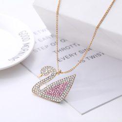 Hattyú medál gyémántszemes kirakó
