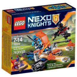Nexo Knights Knighton harci romboló Lego