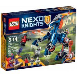 Nexo Knights Lance mechanikus robotlova Lego