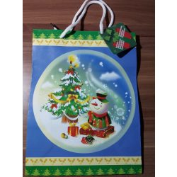 Karácsonyi ajándéktáska