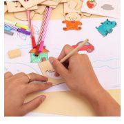 100 darabos Rajzoló készlet Tanuljunk meg rajzolni